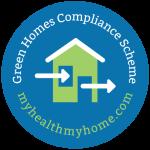 Green Homes Compliance Scheme logo