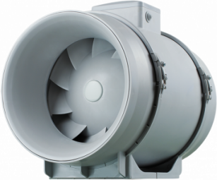 XIMX - XIMX100+ Inline Mixed Flow Duct Fan - XIMX100+ - 0