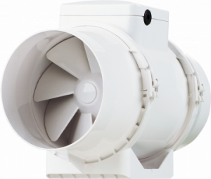 XIMX - XIMX100T Inline Mixed Flow Duct Fan - XIMX100T - 0