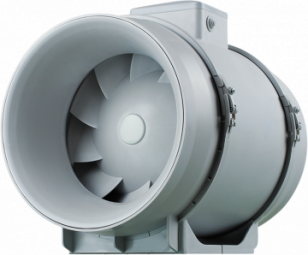 XIMX - XIMX100T+ Inline Mixed Flow Duct Fan - XIMX100+T - 0